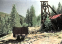 Head-Frame-and-Ore-Car